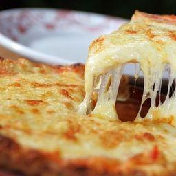 Pizza Broto - Mussarela