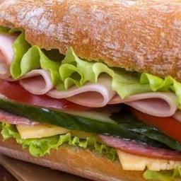 Sanduíche Especial de Presunto Royalle