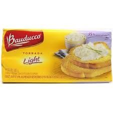 Torrada Light Bauduco 142g