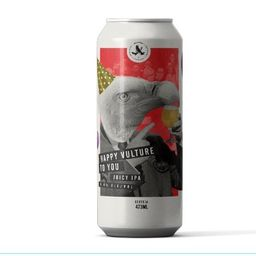Happy Vulture To You - Juicy IPA - Abutres - 1L