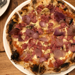 Pizza Toscana da Vila