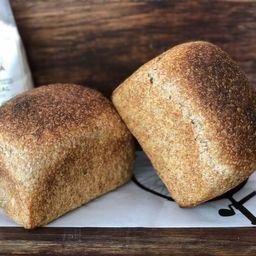 Pão de Forma Levain Integral