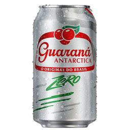 Guaraná Zero Lata (350ml)