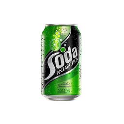Soda lata 350ml