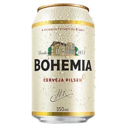 Cerveja Bohemia - 350 ml