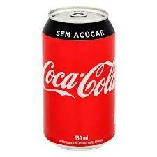 Coca Cola Zero - 350ml