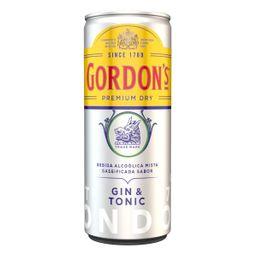Gin & Tonic Gordon's Lata 269ml