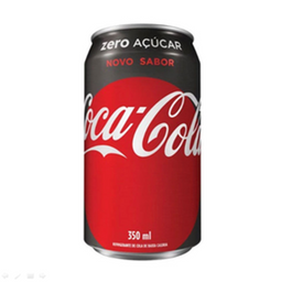 Coca-Cola Sem Açúcar 350ml - Lata