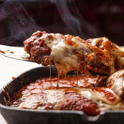 Carne a Parmegiana