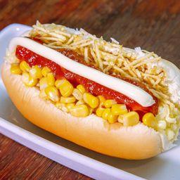 Hot-dog Carne de Sol