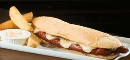 Pão Com Linguiça 180g