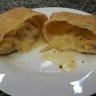 Pastel de Banana com Leite Condensado