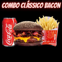 Combo Clássico Bacon