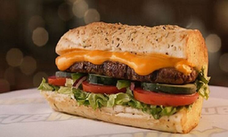 Steak Cheddar Cremoso - 30cm