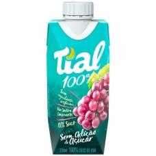 Suco Tial 100% Uva 335ml
