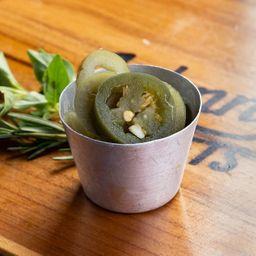 Pimenta Jalapeño Fatiada