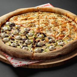 Pizza giga 2 sabores