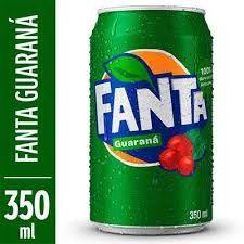 Fanta Guaraná - Lata 350 ml