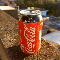 Coca -cola sem Açucar