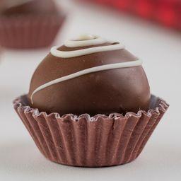 Bombom Palha de Chocolate