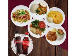 Prato de Sua Escolha Coca-Cola Pet Mini Original ou sem Açúcar
