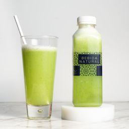 Suco Natural de Abacaxi com Hortelã 350ml