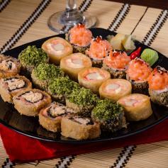 Combo sushi frito 24 peças