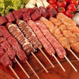 Carne com bacon (congelada)