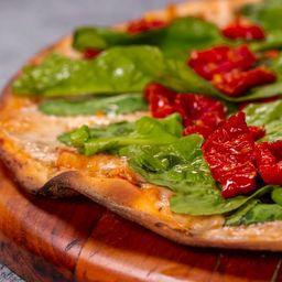 Pizza de Rúcula e Tomate - Grande