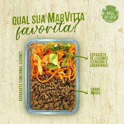 Espaguete Funcional - Carne Low Carb