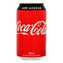 Coca-Cola sem Açúcar 350ml