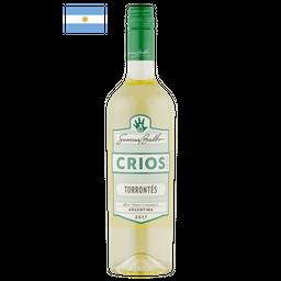 Vinho Crios Torrontés 750ml