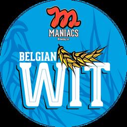 Maniacs - Belgian Wit 1L