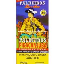 Cigarro de Palha Piracanjuba Maço c/20