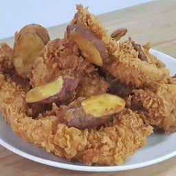 Crispy Chicken + Batata Doce (2 Pessoas)
