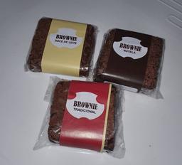 Brownie Tradicional - Unidade