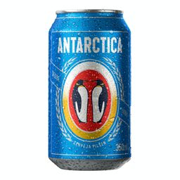 Cerveja Antarctica Pilsen Lata 350ml