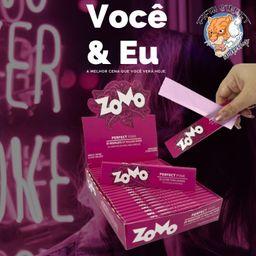 New Zomo Perfect Pink King Size Slim