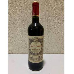 Vinho Chateau Les Rouilleres Bordeaux 750mlq