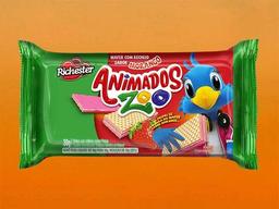 Wafer Animados Zoo 30g