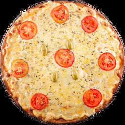 Pizza 8 Fatias Mussarela