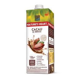 Bebida Vegetal Cacau e Arroz 1L
