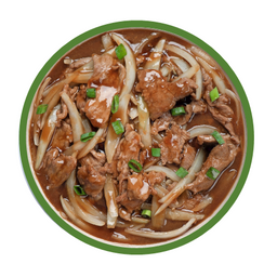 Carne com cebola - 1.000g