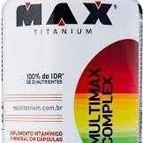 Multivitaminiaco max titanium