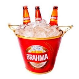 Combo de Cerveja Brahma 600 ml