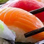 Porção - Sushi de Salmão