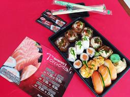 Combinado Sushi Variado - 18 Unidades