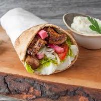 Kebab de Linguiça Suína Apimentada