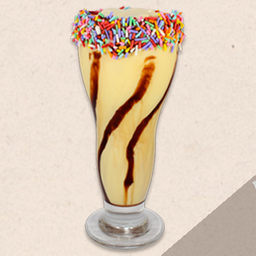 Milk shake creme.