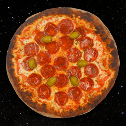 Pepperoni Dos Astros